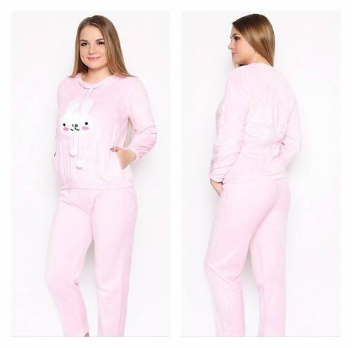 Пижама женская с принтом арт. 202940