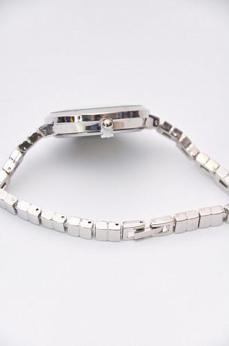 Часы женские наручные с металлическим браслетом арт.  207327