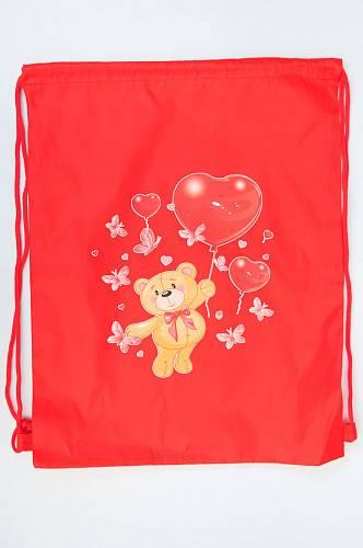 Сумка-рюкзак детская с принтом (42*34 см.) арт.  192145